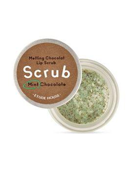 Etude House   Melting Chocolat Lip Scrub #Mint Chocolate by Etude House
