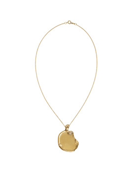 Gold The Lost Dreamer Necklace by Alighieri