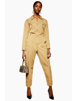 Utility Boiler Suit by Topshop