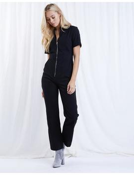 At Ease Utility Jumpsuit by 2020 Ave