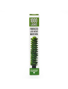 Hard Candy 1000 Lashes Fiber Mascara, 0285 Lush Green, 0.26 Oz by Hard Candy