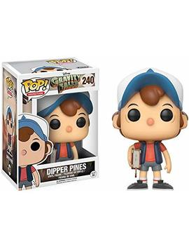 Funko Gravity Falls Pop! Animation Dipper Pines Vinyl by Funko