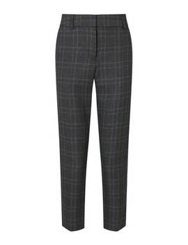 Dorothy Perkins Check Ankle Grazer Trousers by Next