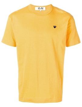 Basic T Shirt by Comme Des Garçons Play