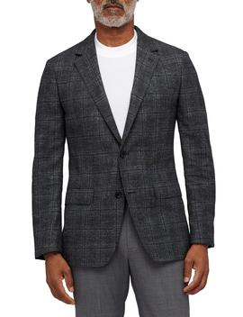 Slim Fit Unconstructed Plaid Sport Coat by Bonobos