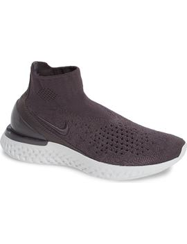 Rise React Fly Knit Sneaker by Nike