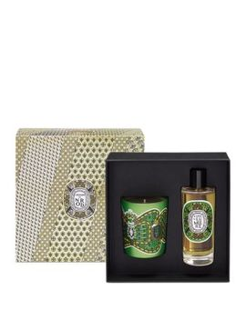 Sapin De Lumière Room Spray & Candle Gift Set by Diptyque