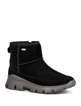 Women's Palomar Leather Sneaker Booties by Ugg®