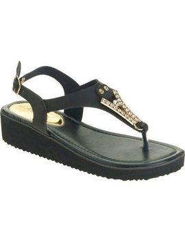 Victoria K. Women's Comfort Sandals by Victoria K.