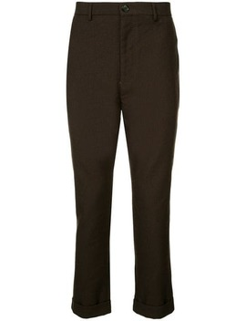Pinstriped Trousers by H Beauty&Youth