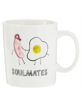 Soulmates Mug by Indigo