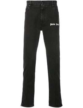 Jeans Mit Logo by Palm Angels