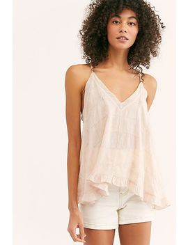 Finer Things Cami by Free People