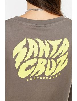 Santa Cruz Surge Long Sleeve T Shirt by Santa Cruz