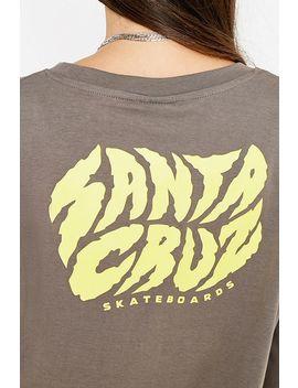 Santa Cruz Surge Long Sleeve T Shirt by Santa Cruz