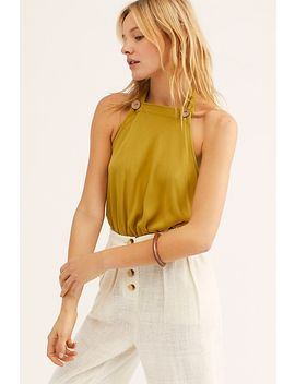 Gal Pal Bodysuit by Free People