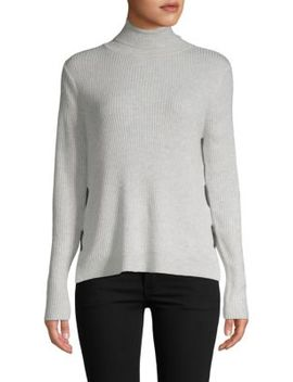 Armen Lace Up Turtleneck Pullover by John + Jenn