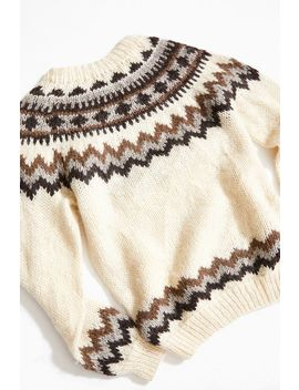 Vintage Central Sport Sweater by Urban Outfitters Vintage