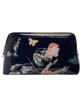 Ted Baker Nylon Wash Bag, Floral by Ted Baker