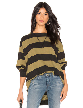 Surfin On Your Stripes Top by Free People