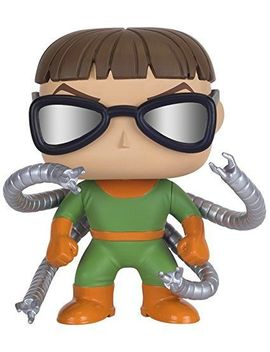 New Boxed Marvel Pop Doctor Octopus Vinyl Bobble Head Figure Funko by Ebay Seller