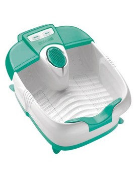 Conair Foot Spa With Massage, Bubbles & Heat by Conair