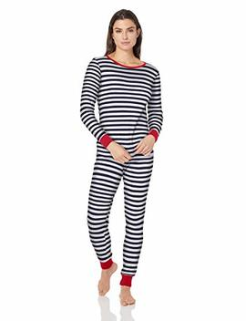Amazon Essentials Women's Close Fit Knit Pajama Set by Amazon Essentials