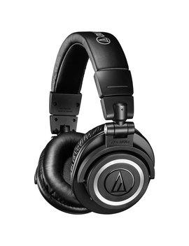 Audio Technica Ath M50x Bt Over Ear Bluetooth Headphones   Black by Audio Technica