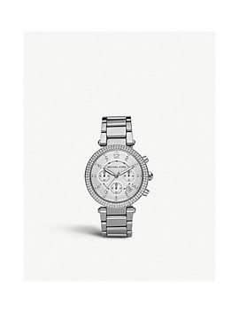 Mk5353 Parker Stainless Steel Watch by Michael Kors