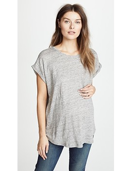 The Linen Circle Tee by Hatch