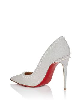 Anjalina Glitter Pumps by Christian Louboutin