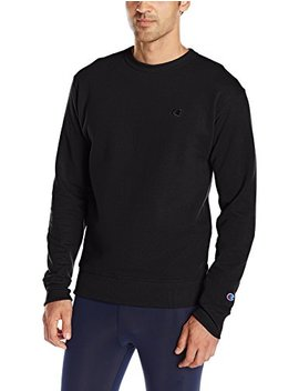 Champion Men's Powerblend® Fleece Pullover Crew S0888 by Champion