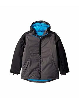 Brayden Insulated Jacket (Little Kids/Big Kids) by The North Face Kids