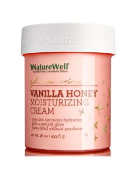 Nature Well Shimmering Vanilla Honey Moisturizing Cream (16 Oz.) by Ebay Seller