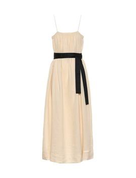 Ramie Midi Dress by Joseph