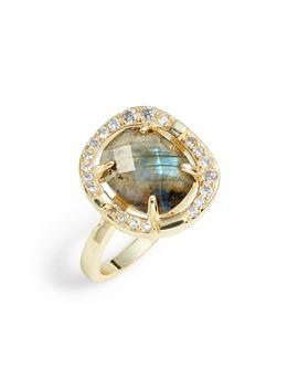 Elizabeth Labradorite Ring by Melinda Maria