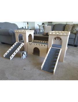 bunny-ultimate-castle-set by etsy