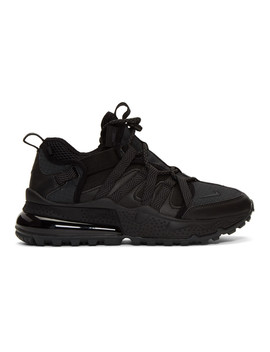 Black & Grey Air Max 270 Bowfin Sneakers by Nike