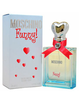 Moschino Funny (W) 50 Ml Edt Spray by Moschino