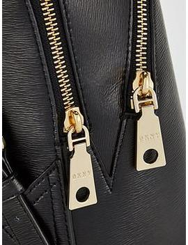 Bryant Sutton Medium Backpack   Black/Gold by Dkny