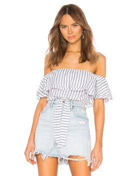 Rita Off Shoulder Top by Superdown