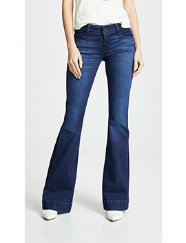 Lovestory Flare Jeans by J Brand