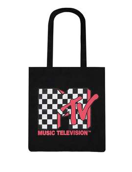 Mtv Graphic Tote by Forever 21