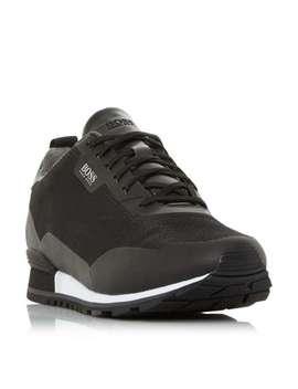 Zephir Jacquard Nylon Sneakers by Hugo Boss