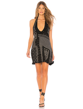 Country Nights Embellished Dress by Free People
