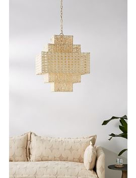 Leandra Chandelier by Anthropologie