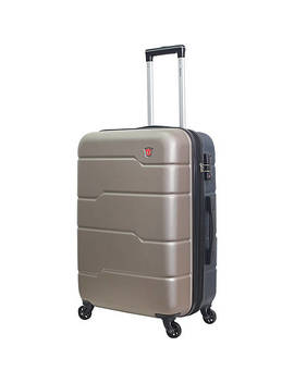 "Rodez 24"" Lightweight Hardside Checked Spinner Luggage by Dukap"
