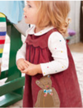 Appliqué  Friends Dress by Boden