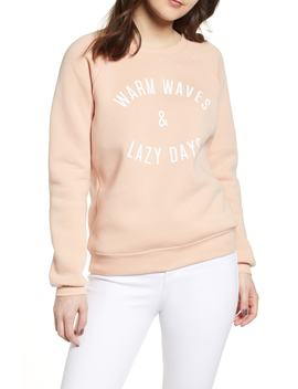 Warm Waves Graphic Sweatshirt by Billabong