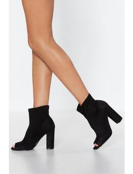 Peeping In Sock Boot by Nasty Gal